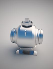 BALL VALVES WELDING WHEEL - Stop valves