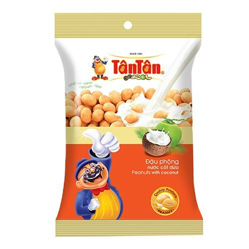 Peanut Coconut Tan Tan