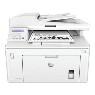 Laser MFP HP LaserJet Pro M227sdn (printer, scanner, copier), A4, 28 ppm, 30,000 ppm, DUPLEX, ADF, network card