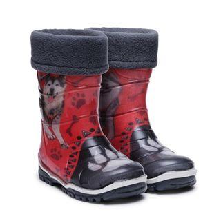 Boots warm. Model 220RU small children