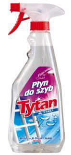 Liquid for washing of glasses Titan spray (750 ml)