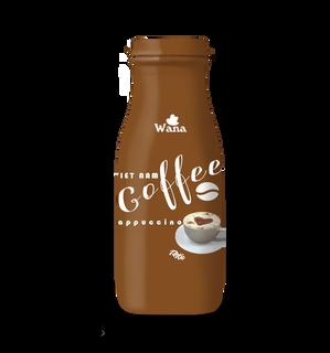 Tasty Latte Drinks Vietnam Instant Coffee In Glass Bottle 300ml
