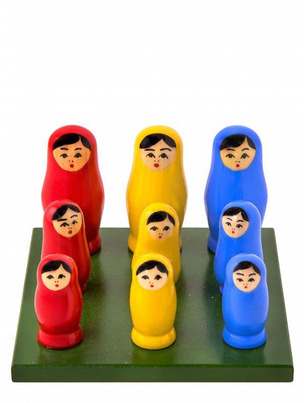 Toys 'Matryoshka' 10 items