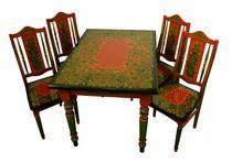 Furniture set 'Meal'