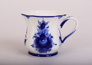 Dulevo porcelain / Mug 300 ml Maria