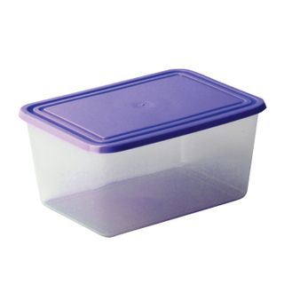 IDEA / Container with a lid sealed universal - storage and microwave, 10x15x25 cm, 2 l