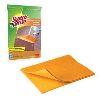 SCOTCH-BRITE / Cloth for cleaning floors, viscose, 50x60 cm