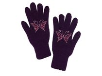 CHILDREN'S GLOVES double with embroidery