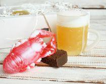 Handmade men's soap gift set Bar