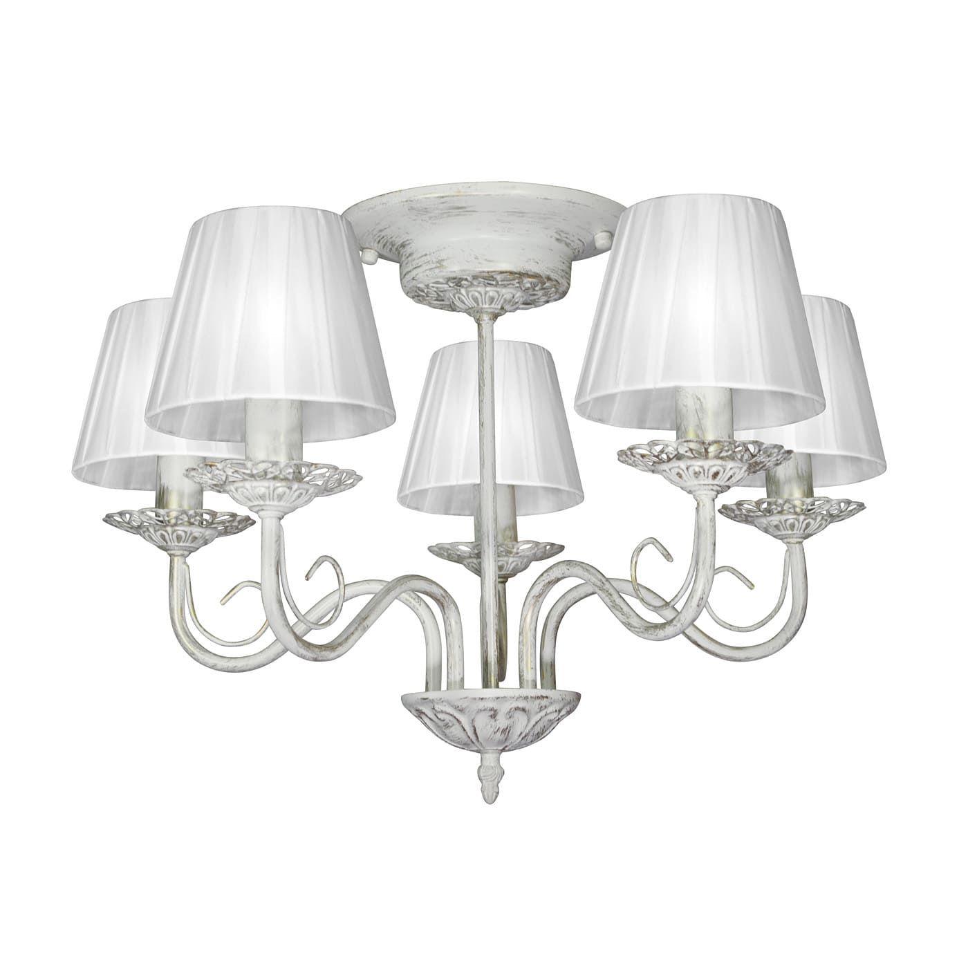 PETRASVET / Ceiling chandelier S1157-5, 5xE14 max. 60W
