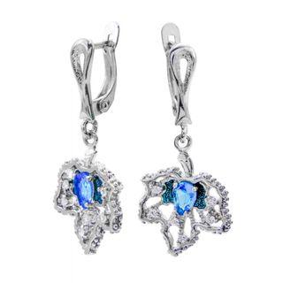 "Earrings 30205 ""Érable"""