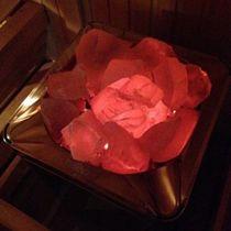Quartz stone for sauna