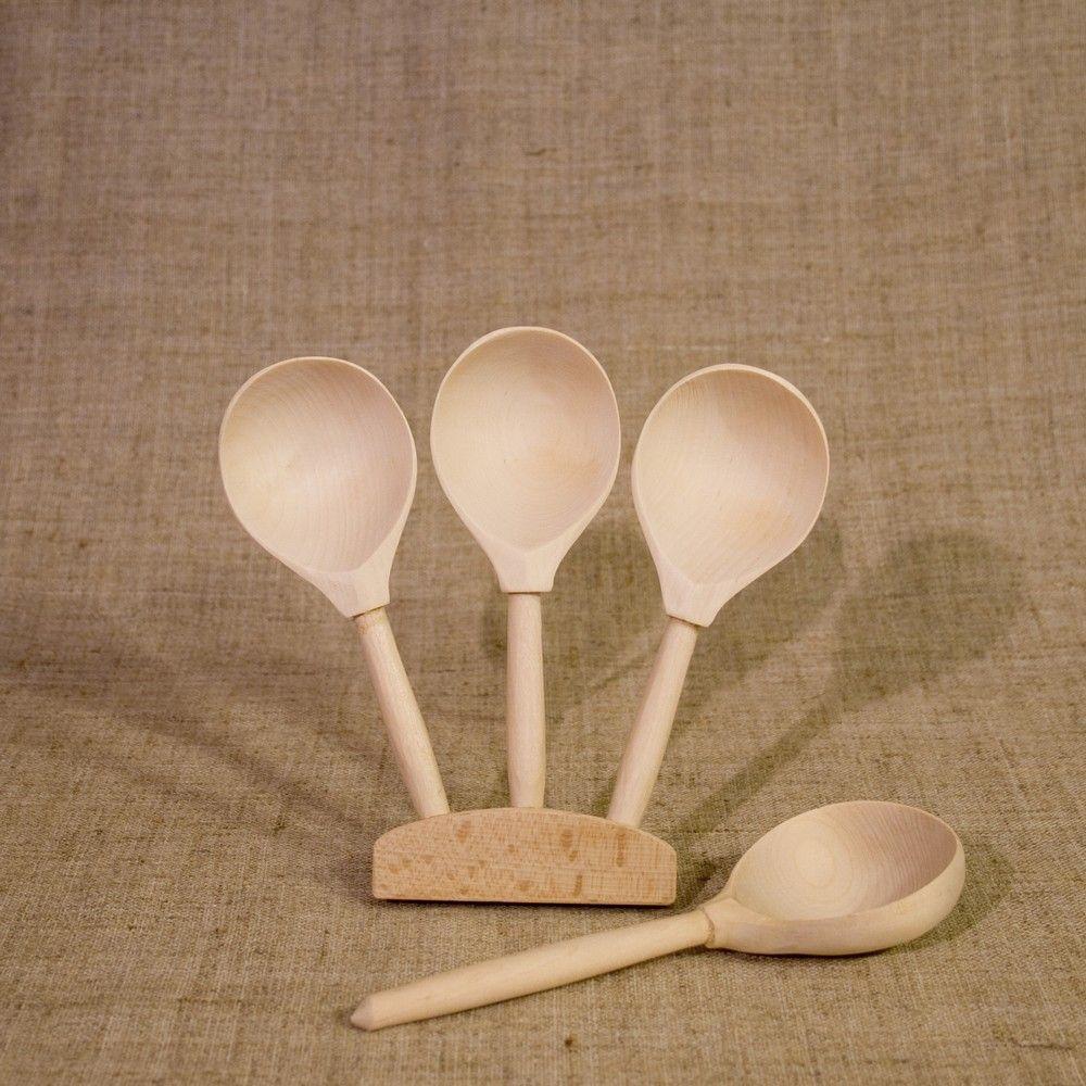 Serebrov's workshop / Fan spoons