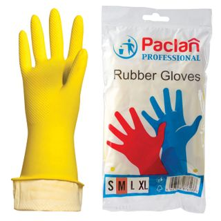 PACLAN / Latex household gloves