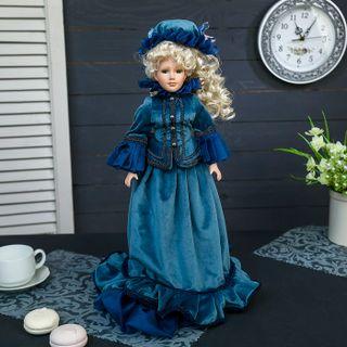 "Porcelain doll ""lady-in-waiting Elizabeth"""