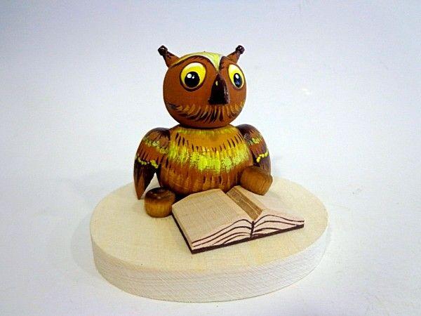 "Tver souvenirs / Fairy-tale characters ""Scientist owl"""