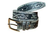The belt shredded