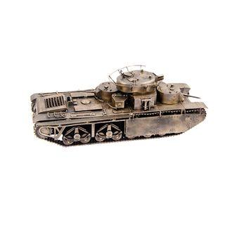 Model of tank T-35 1:35