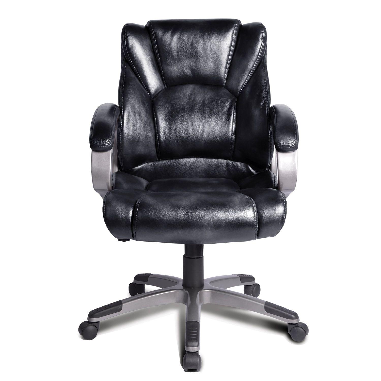 "Office chair BRABIX ""Eldorado EX-504"", eco-leather, black"