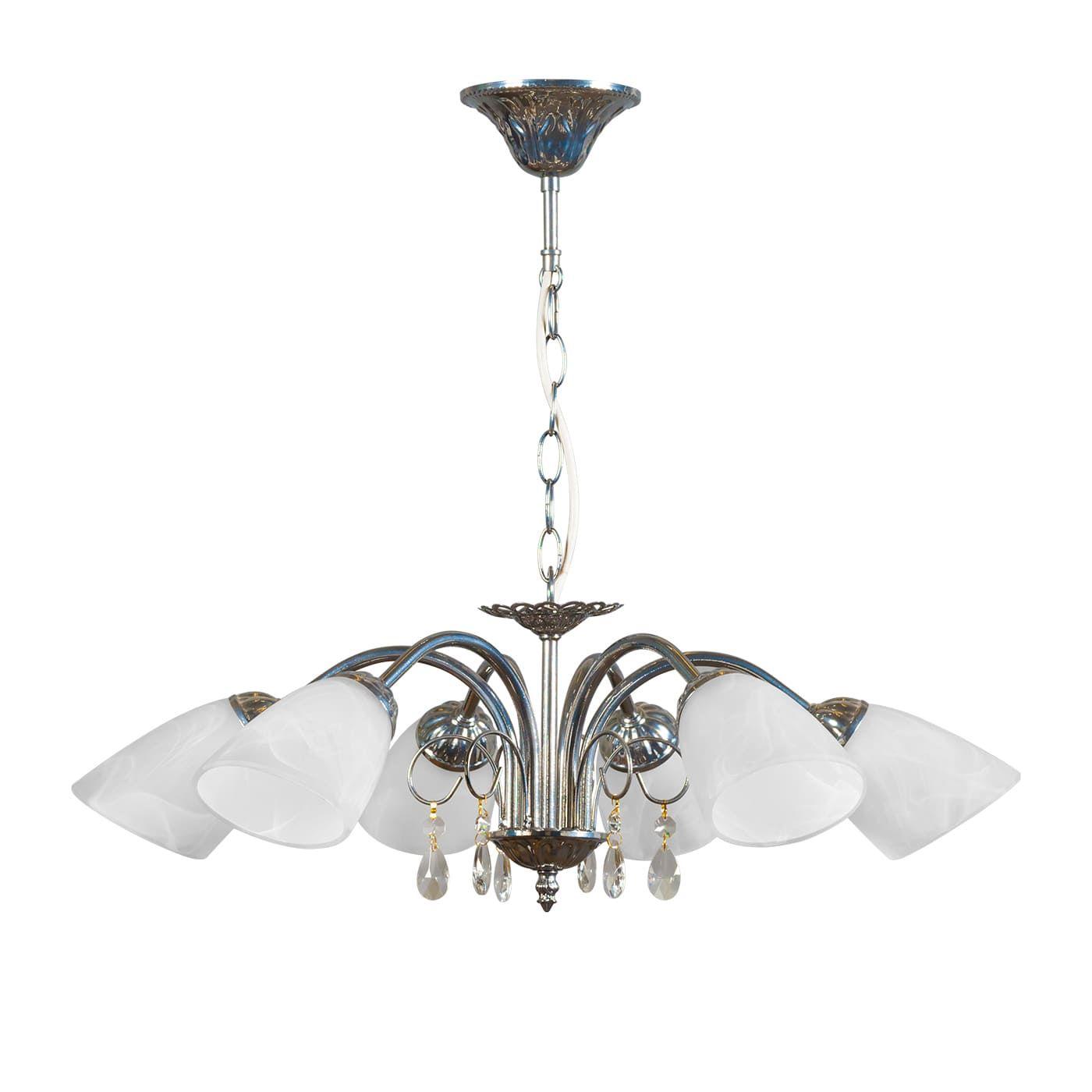 PETRASVET / Pendant chandelier S2004-6, 6xE14 max. 60W