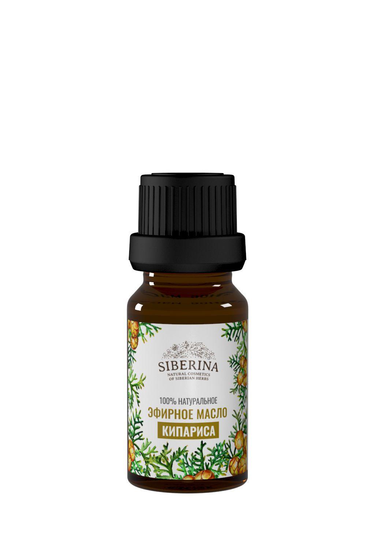 Cypress essential oil SIBERINA