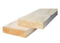 Aspen edged board