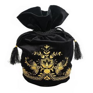 Velvet Night Rendezvous Bag