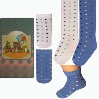 Set of children's (pantyhose + socks) for boys
