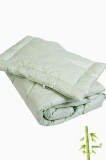 Set Bamboo blanket+pillow children. Art. 1120