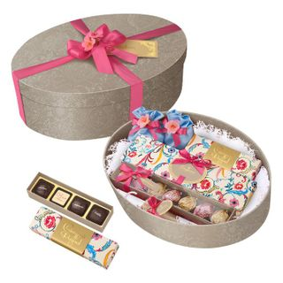 Gift set of chocolates