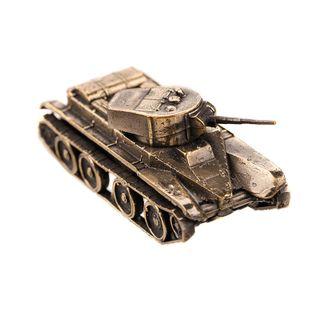 Model Soviet light tank BT-5(1:100)