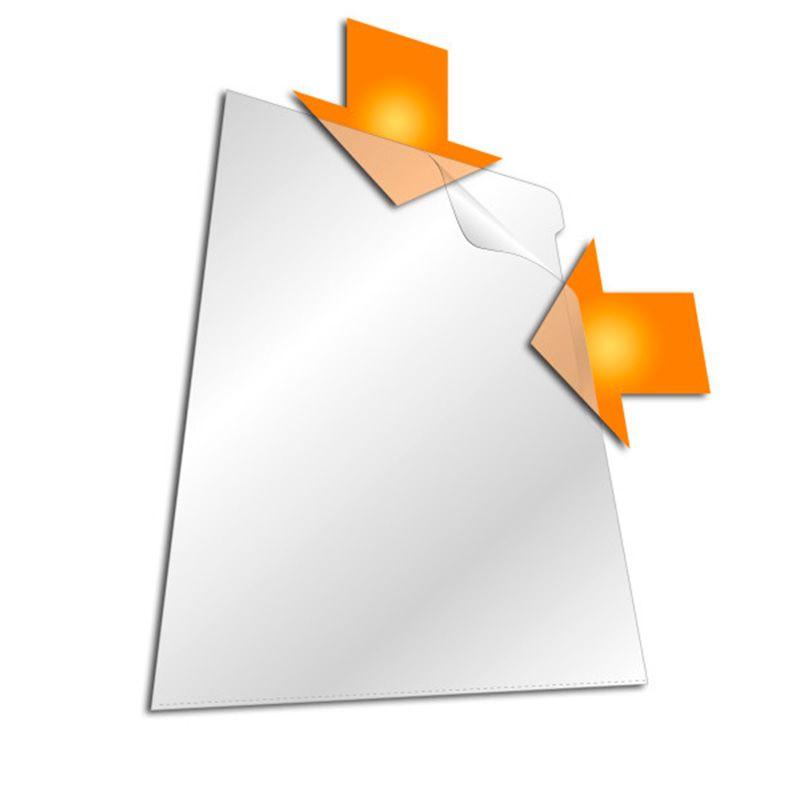 Durable / Folder-folder for documents, 120 microns, A4, polypropylene Transparent