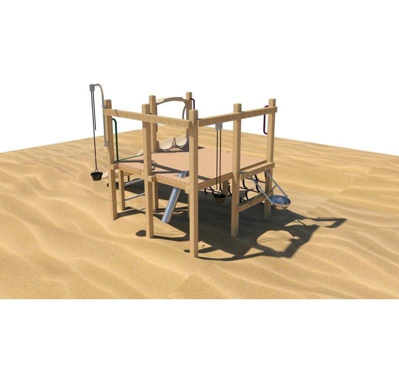 Hercules / Cube Sand Playground