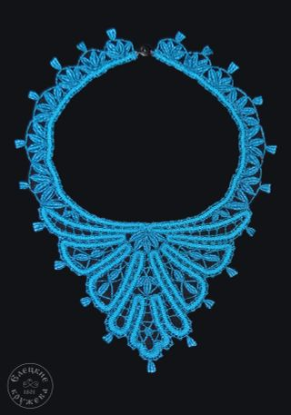 Choker lace С2843