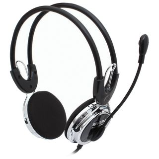 SVEN / Headphones with microphone (headset) AP-525MV, wired, 2.2 m, with headband, black