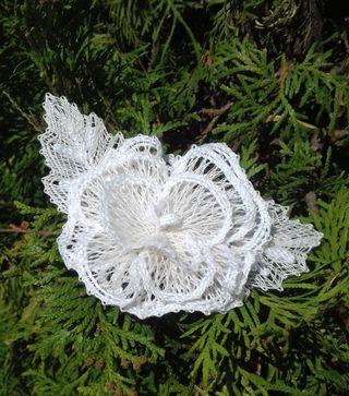 Brooch lace 014-051