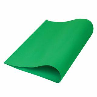 Porous rubber (tamilan) for creativity, DARK GREEN, 50x70 cm, 1 mm, TREASURE ISLAND