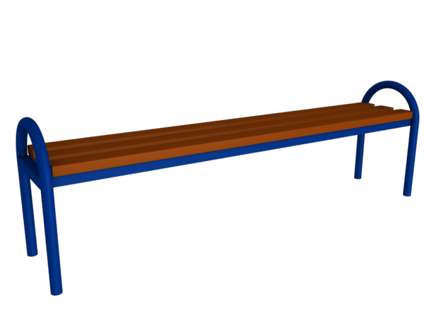 Wooden benches  MM-40 bench