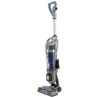 Vacuum vertical KITFORT KT-521-2, Wi-Fi, power consumption 170 watts, cyclonic filter 2 years, rechargeable Li-Ion battery, blue