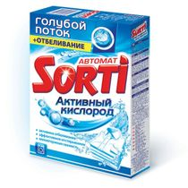 "Washing powder ""Sorti"""