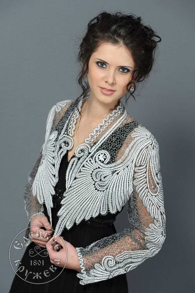 Elets lace / Bolero for women lace С1773