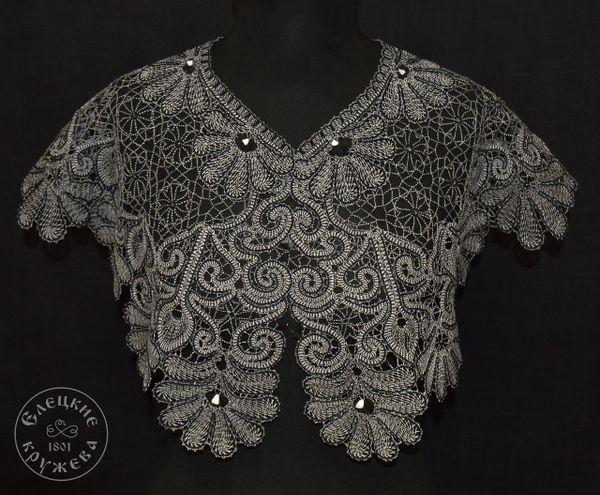 Pelerine women's lace С2332