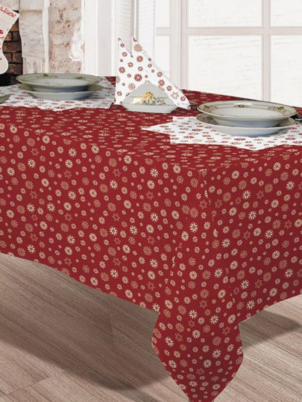 Shuya chintz / Tablecloth DOMOSPHERE Matte 9758-1