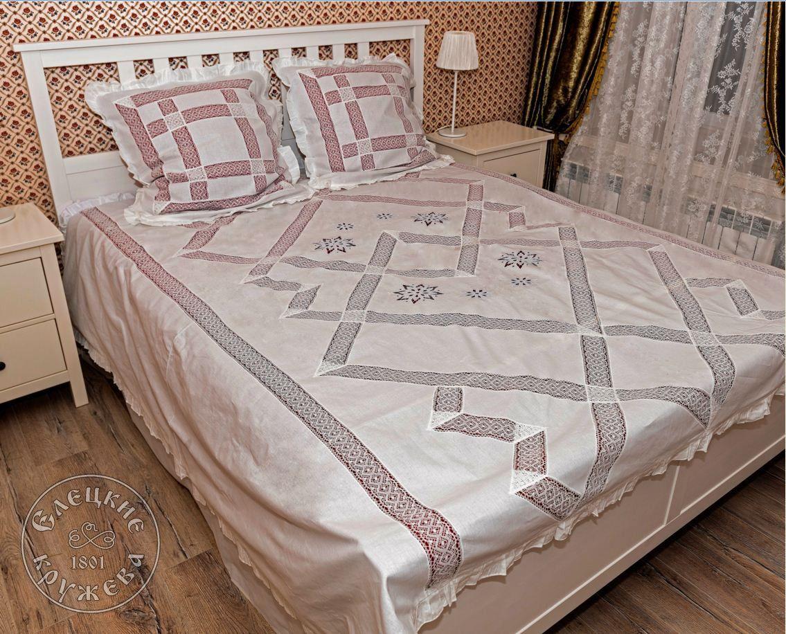 Yelets lace / Bedding set euro С2181