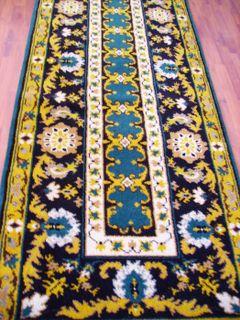 Carpet track