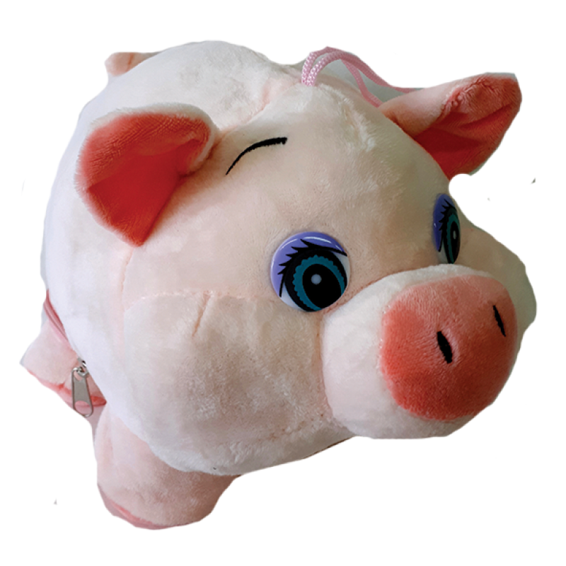 New Year's gift Zhorik Pig + a set of sweets 900g.