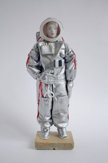 Doll gift. Astronaut