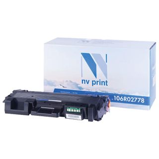 Laser cartridge NV PRINT (NV-106R02778) for XEROX P3052 / 3260 / WC3215 / 3225, resource 3000 pages