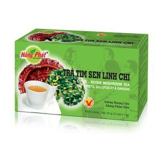 Lotus - Reishi Mushroom Tea