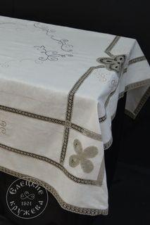 Linen tablecloth С2108